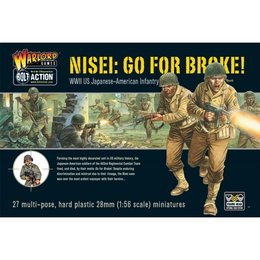 AI-04 American Go for Broke! Nisei Infantry