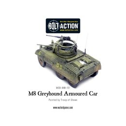 AI-101  American M8 Greyhound Armoured Car