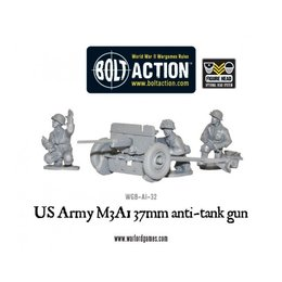 AI-32 American 37mm anti-tank gun