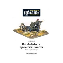 BA-23  British Airborne 75mm Pack Howitzer