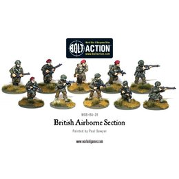 BA-29 British Airborne Section