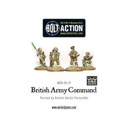 BI-21  British Infantry Command