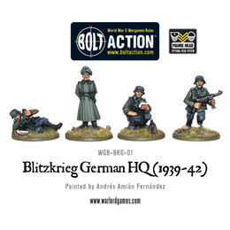 BKG-01 German Blitzkreig HQ (1939-42)