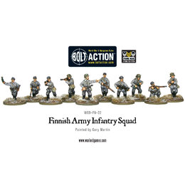 FN-22 Finnish Infantry Squad