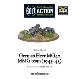 LHR-03 German Heer MG42 HMG Team