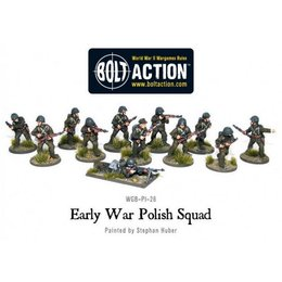 PI-26 Polish Army Squad