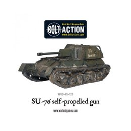 RI-120 Soviet SU-76 Self Propelled Gun