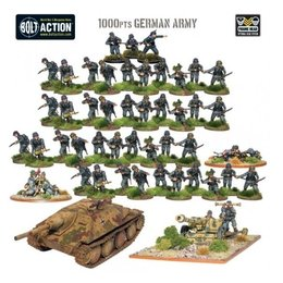 German Heer Starter Army 1000pts