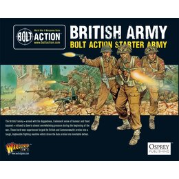 British Starter Army 1000pts