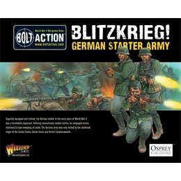 Blitzkrieg! German Starter Army - 1000pts