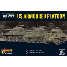 American Armoured Platoon (3 Shermans)