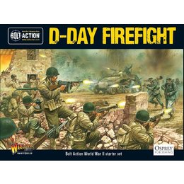 D-Day Firefight Starter Set