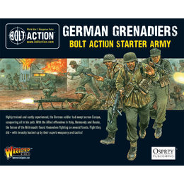 German Grenadiers Starter Army 1000pts