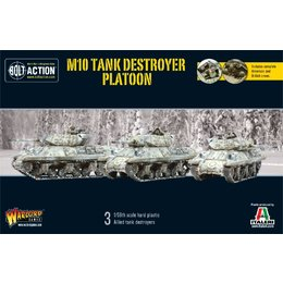 M10 Tank Destroyer Platoon