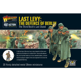 WM-03 Last Levy: The Defence of Berlin