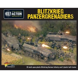 WM-511 German Blitzkrieg Panzergrenadiers