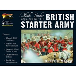 WGZ-06 British Starter Army Box Set