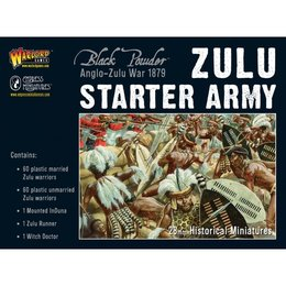 WGZ-07 Zulu Starter Army Box Set