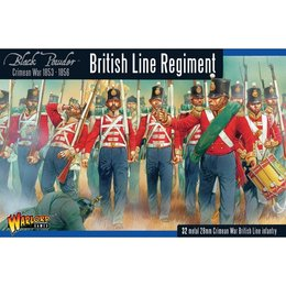 BR-01 British Line Regiment Box Set