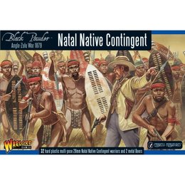 WGZ-04 Natal Native Contingent Box Set