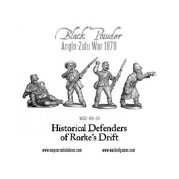 BR-30 Historical Defenders of Rorke's Drift
