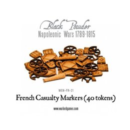FR-21 Napoleonic French Casualty Markers