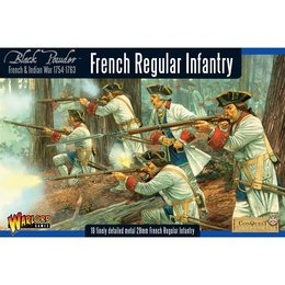 FIW-03 French Regular Infantry Box Set