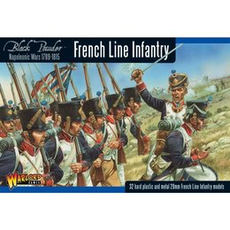 FR-01 French Line Infantry Box Set