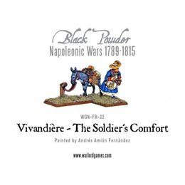 FR-22 Vivandiere - The Soldier's Comfort