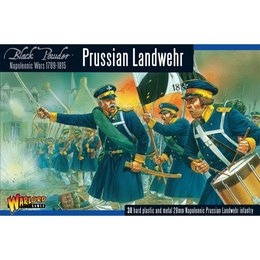 PR-01 Prussian Landwehr Box Set