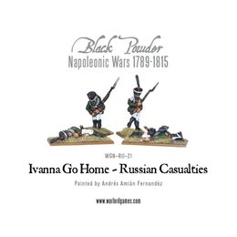 RU-21 Russian Ivanna Go Home Casualties