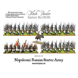RU-04 Russian Starter Army Box Set