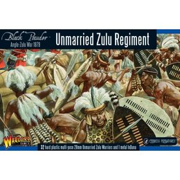 WGZ-03 Unmarried Zulus Regiment Box Set