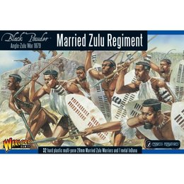 WGZ-02 Married Zulu Regiment Box Set