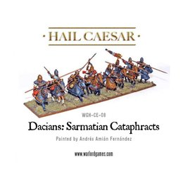 CE-08 Sarmatian Cataphracts Box Set