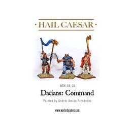 DA-25 Dacian Command