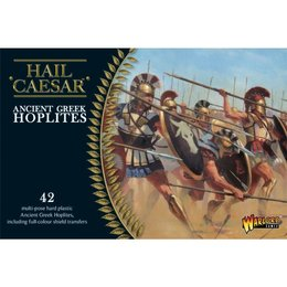 GR-02 Greek Hoplites Box Set
