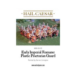 IR-03 Imperial Roman Praetorian Guard Box Set