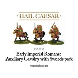 IR-25 Imperial Romans Auxiliary Cavalry With Swords