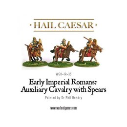 IR-35 Imperial Roman Auxiliary Cavalry with Spears