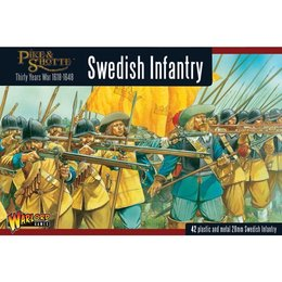 WGP-13 Swedish Infantry Regiment Box Set