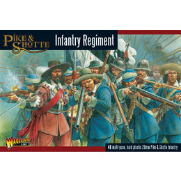 English Civil War Infantry Regiment Box Set