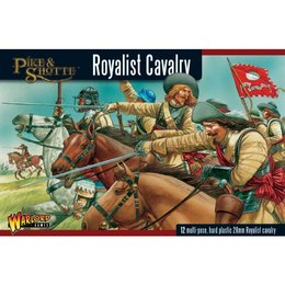 English Civil War Royalist Cavalry Box Set