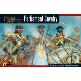 English Civil War Parliament Cavalry Box Set