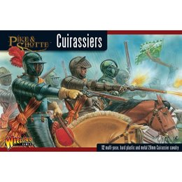 English Civil War Cuirassiers Box Set