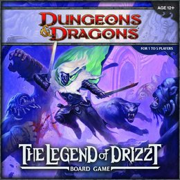 Dungeons & Dragons - Legend of Drizzt