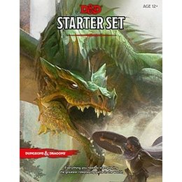 Dungeons & Dragons 5e RPG Starter Set