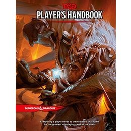 Dungeons & Dragons 5e RPG Players Handbook