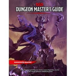 Dungeons & Dragons 5e RPG Dungeon Masters Guide