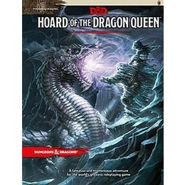 Dungeons & Dragons 5e RPG Hoard of the Dragon Queen
